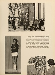 Page 13, 1963 Edition, Athens State College - Columns Yearbook (Athens, AL) online yearbook collection