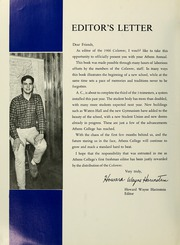 Page 10, 1966 Edition, Athens State College - Columns Yearbook (Athens, AL) online yearbook collection