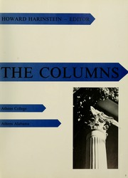 Page 7, 1966 Edition, Athens State College - Columns Yearbook (Athens, AL) online yearbook collection