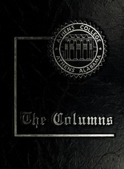 1967 Edition, Athens State College - Columns Yearbook (Athens, AL)