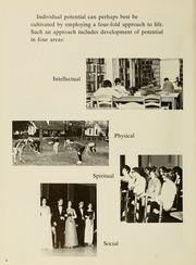 Page 8, 1967 Edition, Athens State College - Columns Yearbook (Athens, AL) online yearbook collection