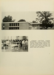 Page 15, 1969 Edition, Athens State College - Columns Yearbook (Athens, AL) online yearbook collection