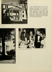 Page 17, 1969 Edition, Athens State College - Columns Yearbook (Athens, AL) online yearbook collection