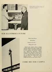 Page 7, 1969 Edition, Athens State College - Columns Yearbook (Athens, AL) online yearbook collection