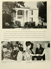 Page 12, 1970 Edition, Athens State College - Columns Yearbook (Athens, AL) online yearbook collection