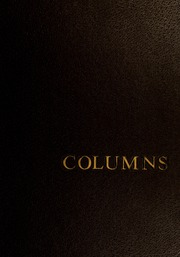 1971 Edition, Athens State College - Columns Yearbook (Athens, AL)
