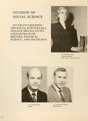 Page 150, 1971 Edition, Athens State College - Columns Yearbook (Athens, AL) online yearbook collection