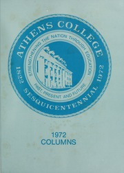 Page 5, 1972 Edition, Athens State College - Columns Yearbook (Athens, AL) online yearbook collection