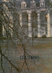 1973 Edition, Athens State College - Columns Yearbook (Athens, AL)