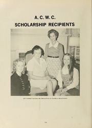 Page 128, 1973 Edition, Athens State College - Columns Yearbook (Athens, AL) online yearbook collection