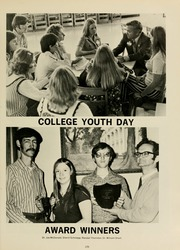 Page 129, 1973 Edition, Athens State College - Columns Yearbook (Athens, AL) online yearbook collection