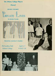 Page 139, 1973 Edition, Athens State College - Columns Yearbook (Athens, AL) online yearbook collection