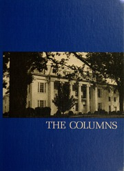 1974 Edition, Athens State College - Columns Yearbook (Athens, AL)