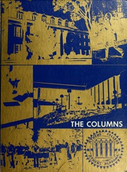 1975 Edition, Athens State College - Columns Yearbook (Athens, AL)