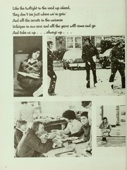 Page 10, 1975 Edition, Athens State College - Columns Yearbook (Athens, AL) online yearbook collection