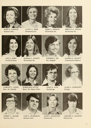 Page 13, 1977 Edition, Athens State College - Columns Yearbook (Athens, AL) online yearbook collection