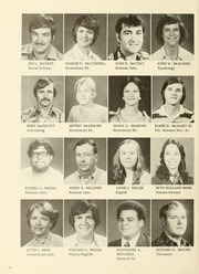 Page 14, 1977 Edition, Athens State College - Columns Yearbook (Athens, AL) online yearbook collection