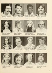 Page 15, 1977 Edition, Athens State College - Columns Yearbook (Athens, AL) online yearbook collection
