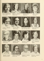 Page 17, 1977 Edition, Athens State College - Columns Yearbook (Athens, AL) online yearbook collection