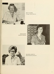 Page 7, 1977 Edition, Athens State College - Columns Yearbook (Athens, AL) online yearbook collection