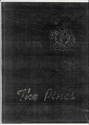 1962 Edition, Snead State Community College - Pines Yearbook (Boaz, AL)