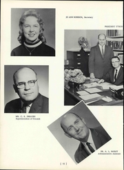 Page 14, 1962 Edition, Snead State Community College - Pines Yearbook (Boaz, AL) online yearbook collection