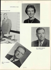 Page 15, 1962 Edition, Snead State Community College - Pines Yearbook (Boaz, AL) online yearbook collection
