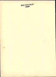 Page 4, 1962 Edition, Snead State Community College - Pines Yearbook (Boaz, AL) online yearbook collection