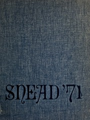 1971 Edition, Snead State Community College - Pines Yearbook (Boaz, AL)