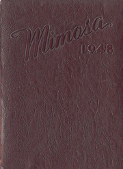 Page 1, 1948 Edition, Jacksonville State University - Mimosa Yearbook (Jacksonville, AL) online yearbook collection