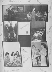 Page 11, 1948 Edition, Jacksonville State University - Mimosa Yearbook (Jacksonville, AL) online yearbook collection