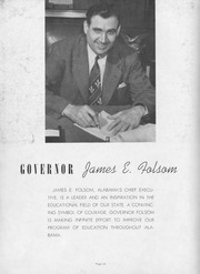 Page 16, 1948 Edition, Jacksonville State University - Mimosa Yearbook (Jacksonville, AL) online yearbook collection