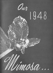 Page 5, 1948 Edition, Jacksonville State University - Mimosa Yearbook (Jacksonville, AL) online yearbook collection