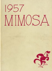 Jacksonville State University - Mimosa Yearbook (Jacksonville, AL) online yearbook collection, 1957 Edition, Page 1