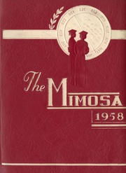 Jacksonville State University - Mimosa Yearbook (Jacksonville, AL) online yearbook collection, 1958 Edition, Page 1
