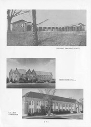 Page 10, 1959 Edition, Jacksonville State University - Mimosa Yearbook (Jacksonville, AL) online yearbook collection