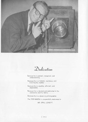 Page 14, 1959 Edition, Jacksonville State University - Mimosa Yearbook (Jacksonville, AL) online yearbook collection