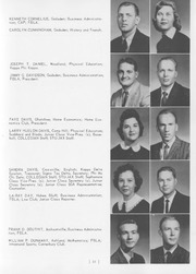 Page 55, 1959 Edition, Jacksonville State University - Mimosa Yearbook (Jacksonville, AL) online yearbook collection