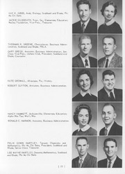 Page 57, 1959 Edition, Jacksonville State University - Mimosa Yearbook (Jacksonville, AL) online yearbook collection