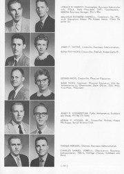 Page 58, 1959 Edition, Jacksonville State University - Mimosa Yearbook (Jacksonville, AL) online yearbook collection