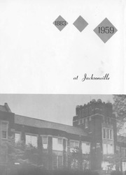Page 6, 1959 Edition, Jacksonville State University - Mimosa Yearbook (Jacksonville, AL) online yearbook collection