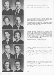 Page 60, 1959 Edition, Jacksonville State University - Mimosa Yearbook (Jacksonville, AL) online yearbook collection