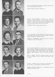 Page 64, 1959 Edition, Jacksonville State University - Mimosa Yearbook (Jacksonville, AL) online yearbook collection