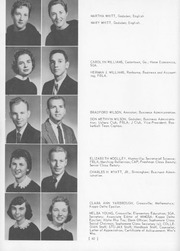 Page 66, 1959 Edition, Jacksonville State University - Mimosa Yearbook (Jacksonville, AL) online yearbook collection