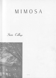 Page 7, 1959 Edition, Jacksonville State University - Mimosa Yearbook (Jacksonville, AL) online yearbook collection