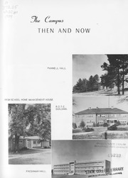 Page 9, 1959 Edition, Jacksonville State University - Mimosa Yearbook (Jacksonville, AL) online yearbook collection