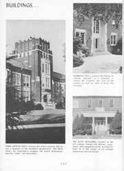 Page 10, 1960 Edition, Jacksonville State University - Mimosa Yearbook (Jacksonville, AL) online yearbook collection