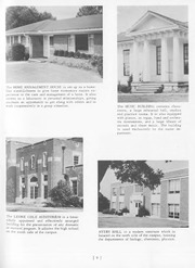 Page 11, 1960 Edition, Jacksonville State University - Mimosa Yearbook (Jacksonville, AL) online yearbook collection