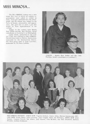 Page 17, 1960 Edition, Jacksonville State University - Mimosa Yearbook (Jacksonville, AL) online yearbook collection