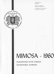 Page 3, 1960 Edition, Jacksonville State University - Mimosa Yearbook (Jacksonville, AL) online yearbook collection